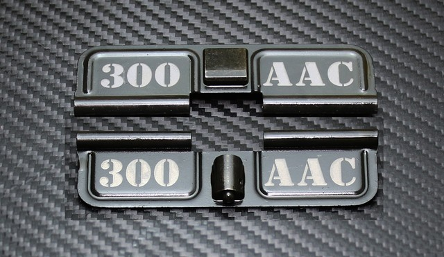 Ar 15 300 Aac Blackout Dust Cover Premium Laser Engraved