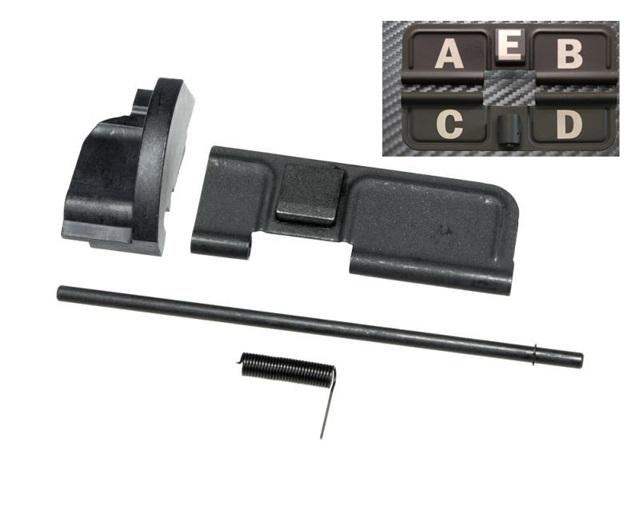Ar 9 Custom Dust Cover Premium Laser Engraved Inside