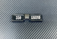 AR-15 350 LEGEND Dust Cover - Premium Laser Engraved Inside & Outside
