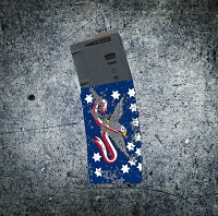 Whiskey Rebellion Flag AR15 ColorMag Magazine