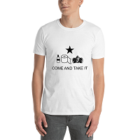 Come & Take It Covid-19 Toilet Paper Shirt