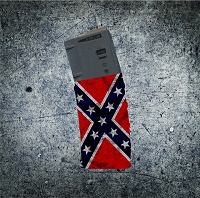 Rebel Dixie Flag AR15 ColorMag Magazine