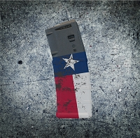 Texas Lone Star Flag AR15 ColorMag Magazine